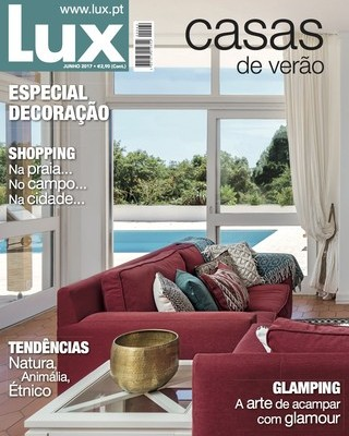 Revista Lux capa